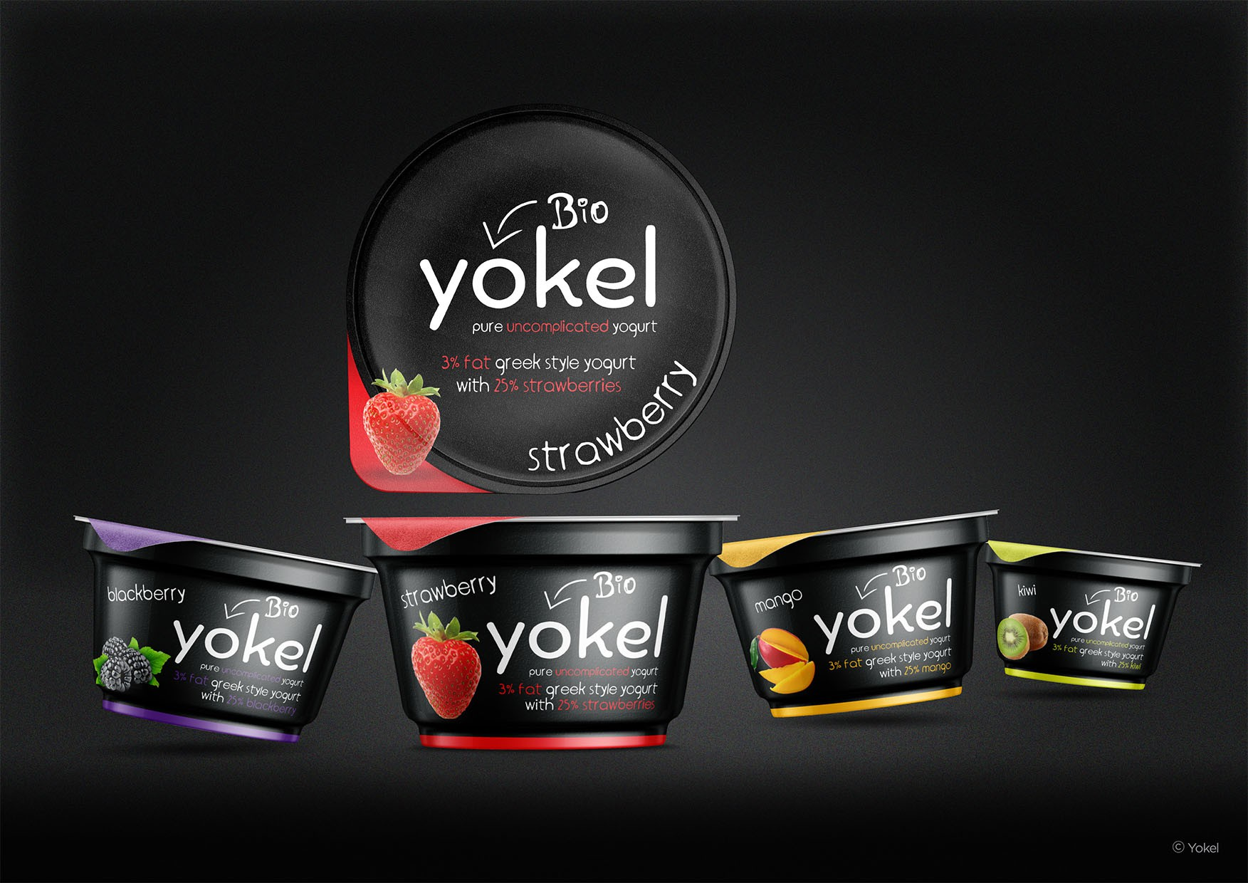 Yokel | Bio Yogurt