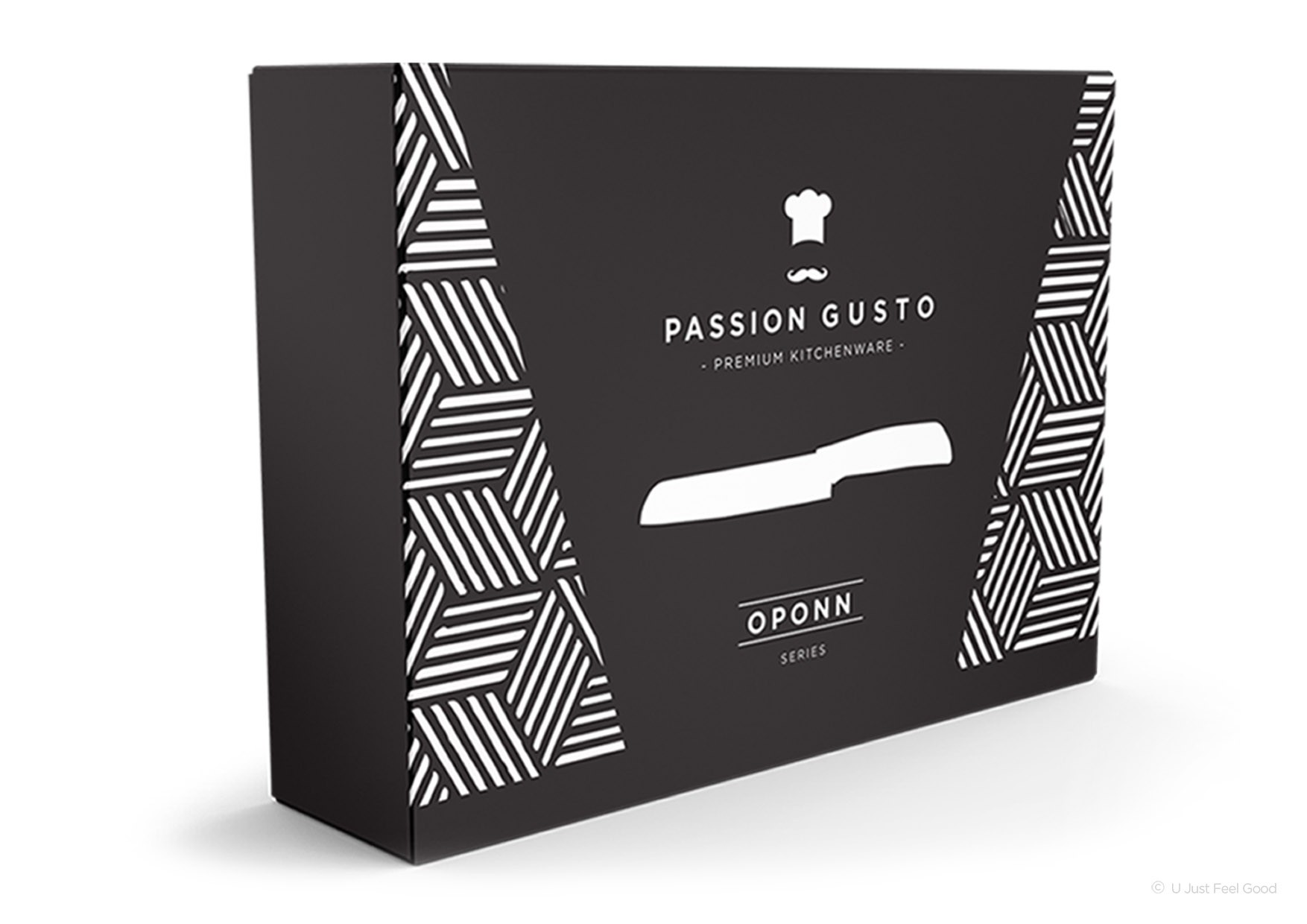 Passion Gusto | Kitchenware, Logo & Packaging Design