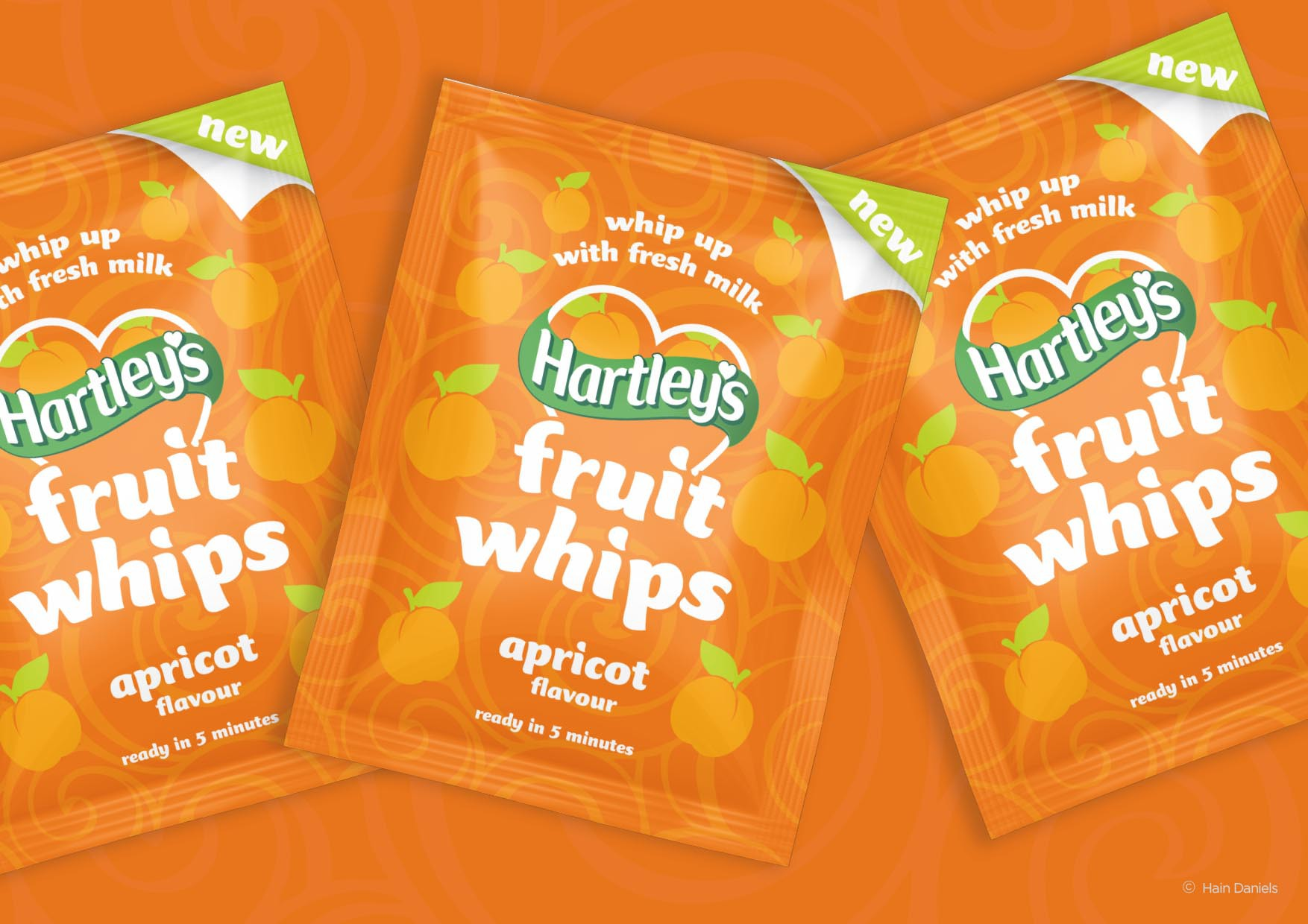 Hartley's | Fruit Whips