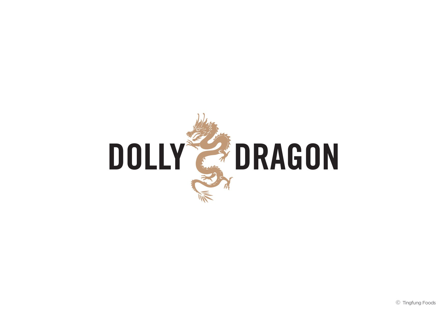 Dolly Dragon | Chinesse Noodles & Rice, Logo & Packaging Design