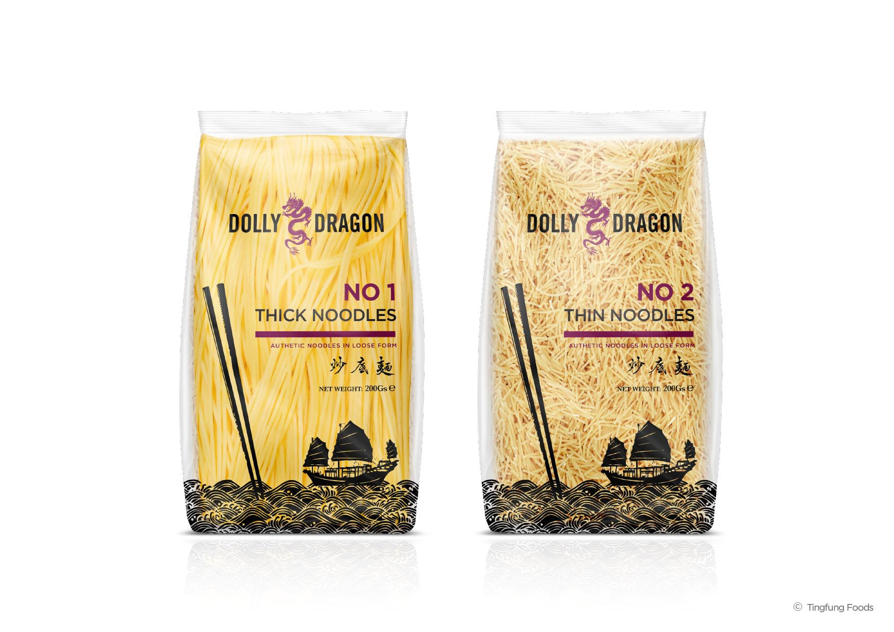 Dolly Dragon | Chinesse Noodles & Rice